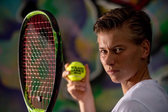 Demi Schuurs had WTA Finals al uit haar hoofd gezet