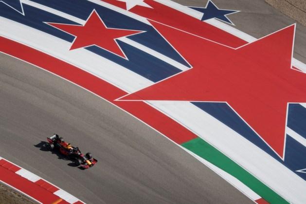 Verstappen begint als derde aan jubileumrace, pole voor Bottas