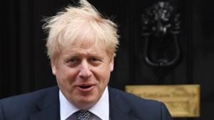 Johnson stapt af van brexit zonder deal