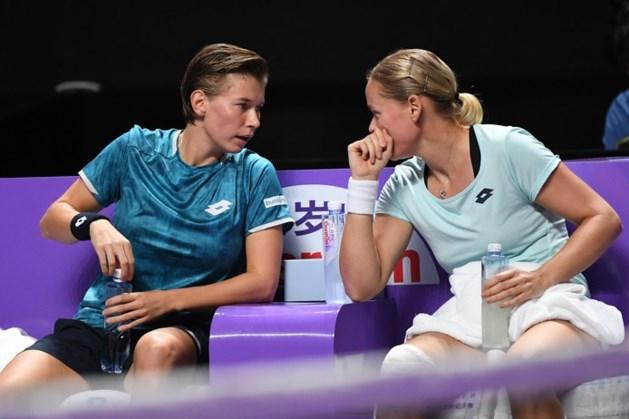 Demi Schuurs mist dubbelfinale WTA in Shenzhen
