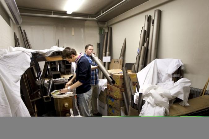 Orgel Franse Klooster gaat terug naar ziekenhuis