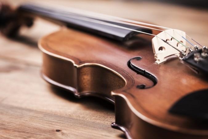 Man die 310 jaar oude viool vergat in de trein heeft instrument weer terug