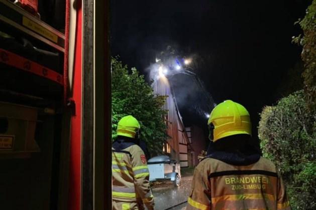 Fikse schade aan monumentaal pand Mechelen door brand