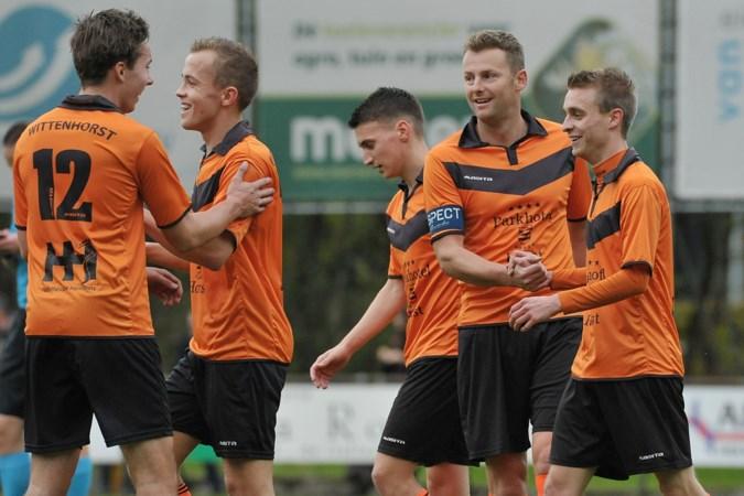 Wittenhorst speelt Venlosche Boys zoek
