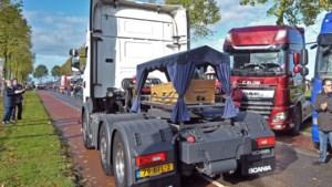 Een ronkend eerbetoon aan truckster Daisy (26): 'Dit was overweldigend'