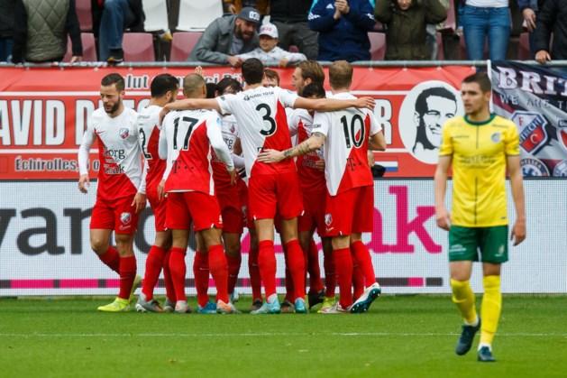 Bedroevend Fortuna krijgt ongenadig pak slaag van FC Utrecht