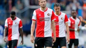 Feyenoord met Van der Heijden en Ié in Venlo