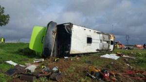 Toch geen Nederlander bij busongeval Frankrijk