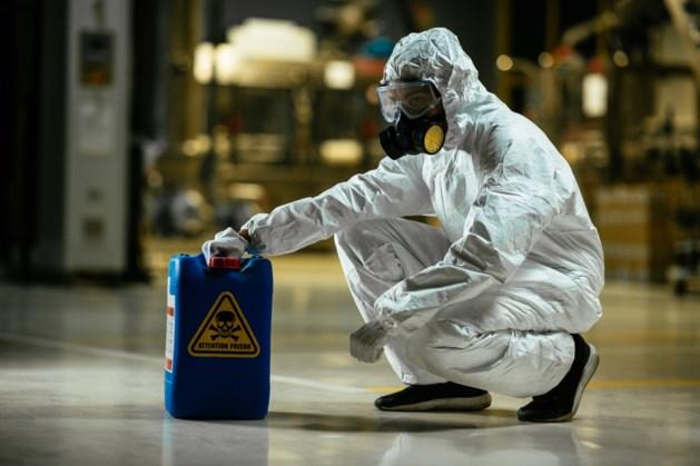 Schadelijke stof vrijgekomen in loods op militair complex Eygelshoven