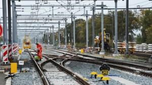 Spoor wordt aangesloten op nieuwe railterminal Greenport Venlo: zeven dagen geen treinverkeer