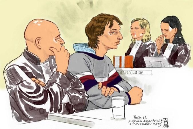 Thijs H. beefde van de spanning: 'Hij is een gewone, heel intelligente jongen die door een hel gaat'