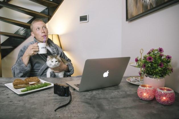 Brunssumse vlogger Peter Nauts maakt televisiedebuut