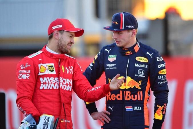 Ferrari niet blij met uitspraak Verstappen: 'Dit is een grap'