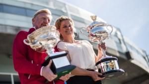 Clijsters door knieblessure niet naar Australian Open