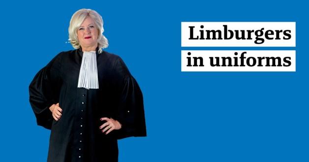 Limburgers in uniforms: Advocaat Gitte Stevens uit Roermond