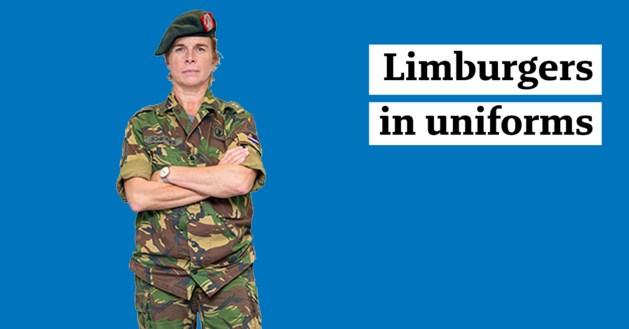 Limburgers in uniforms: Luitenant-kolonel Yvonne Schroeder uit Koningsbosch