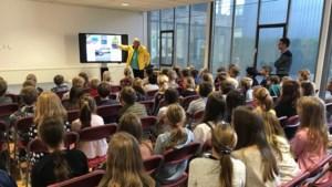 Schoolkinderen onderzoeken zelf verkeersveiligheid