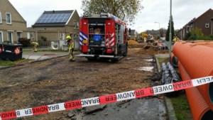 Woningen ontruimd vanwege gaslekkage, politie zet omgeving af