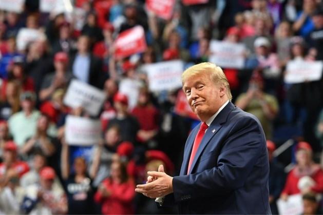 Peiling: Trump ligt fors achter op Democraten