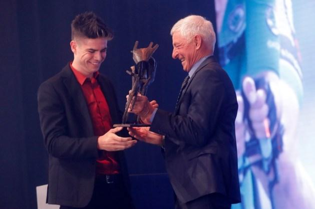 Van Aert verkozen tot beste Belgische wielrenner