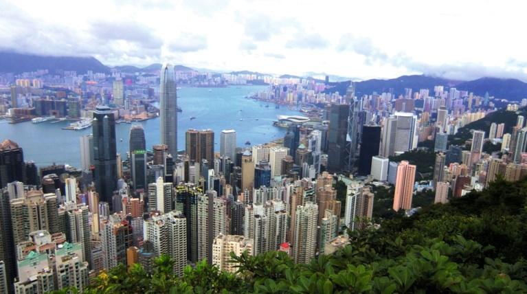 Heldense Bert vertrok naar Hongkong, de stad die nooit verveelt
