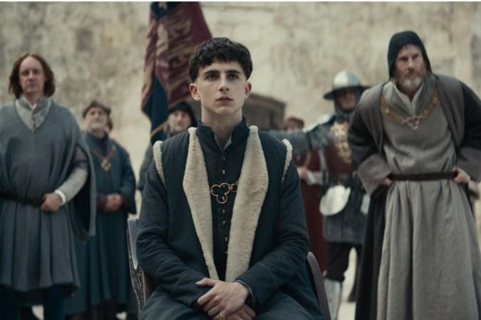 Netflix' The King: Partyboy Hal wordt koning Henry V