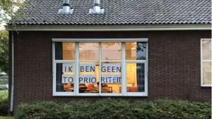Optocht van stakende leerkrachten in Horst en Venlo