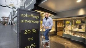 Bekende juwelierswinkel sluit na zeventig jaar de deuren: 'Geleen is dood'