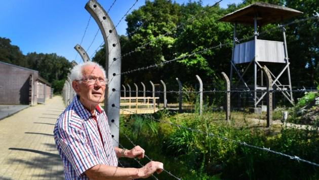 Video: Na 75 jaar terug naar de barak van kamp Vught