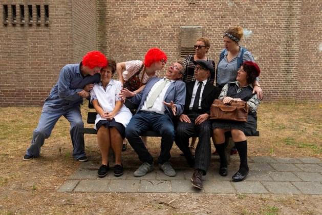 Toneelgroep Het Scherm Open speelt 'Kontact met Kootje'