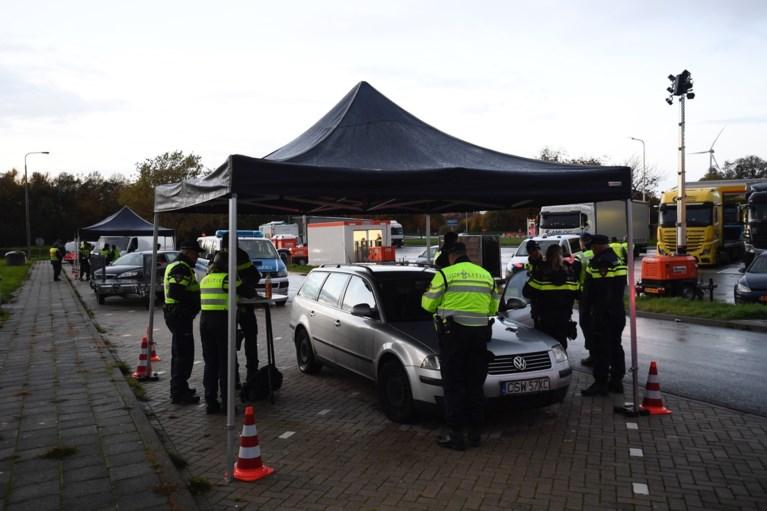 Video: Massale verkeerscontrole op meerdere plekken in Limburg