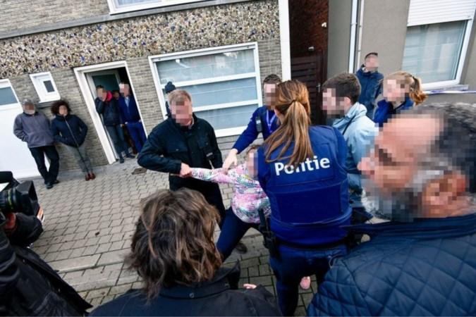 Reconstructie moord op Vlaamse Jill (36) loopt uit de hand: Politie pakt zus van slachtoffer op