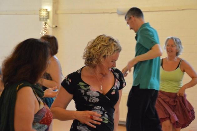 Gratis meedansen met de open Biodanzales