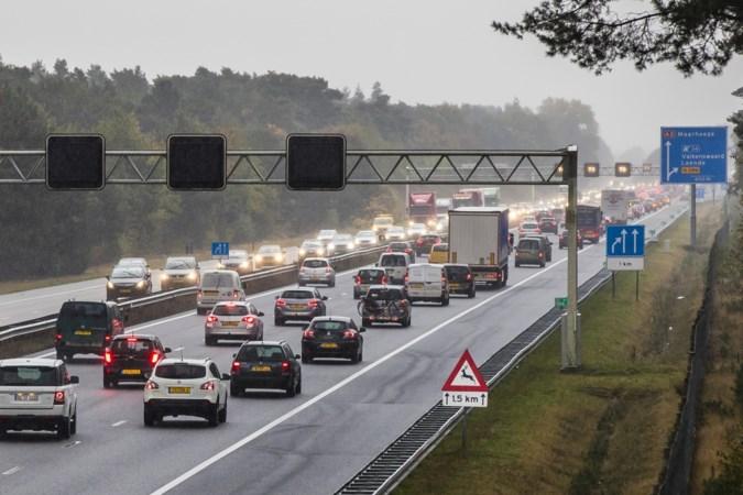 A2 tussen Nederweert en Valkenswaard hotspot voor snelweglopers: honderden geteld