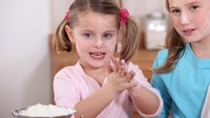 Kinderkeuken in bieb Voerendaal