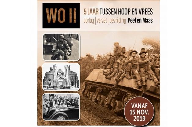 Museum Peel en Maas opent WOII tentoonstelling