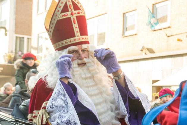 Sinterklaas bij WDZ op bezoek