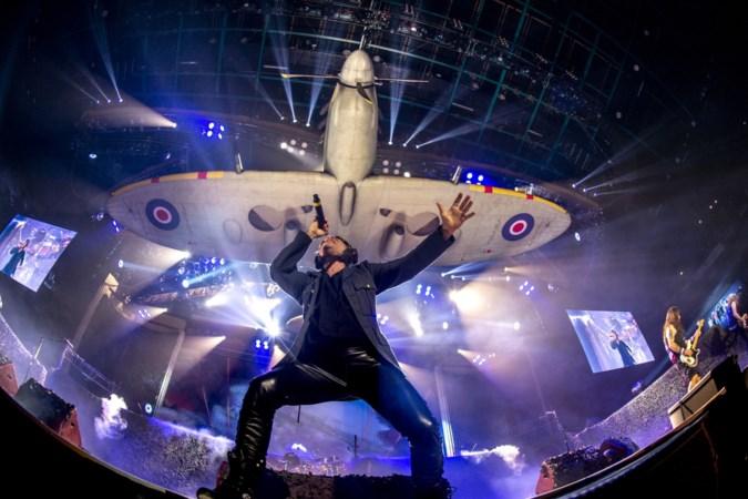 Iron Maiden naar Weert: enige Nederlandse show van de Legacy of the Beast Tour