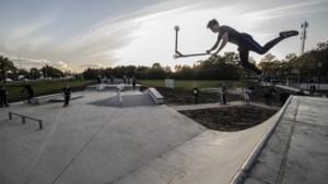 BMX'er Vasco (19) hoeft zijn behendigheid niet meer te testen op straatmeubilair in Echt