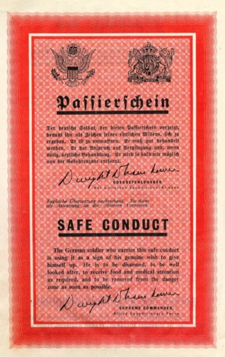 Roermond als frontstad (deel 10) - Propaganda, oktober en november 1944
