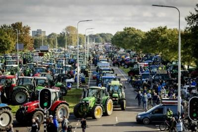 'Boerenprotest was nog maar het begin'