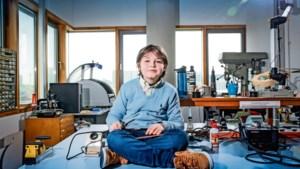 Een gewone negenjarige met een superbrein