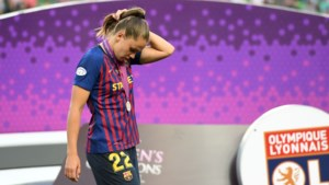 Champions League: Martens tegen Van Veenendaal
