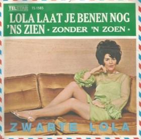 Zwarte Lola is niet meer: Annie Heuts overleden op 90-jarige leeftijd