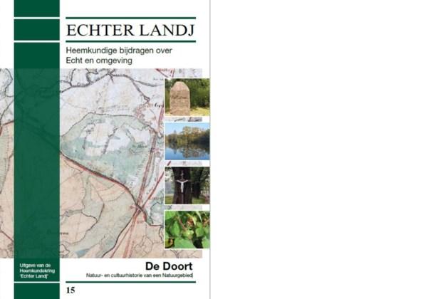 Jaarboek Echter Landj over De Doort binnenkort verkrijgbaar