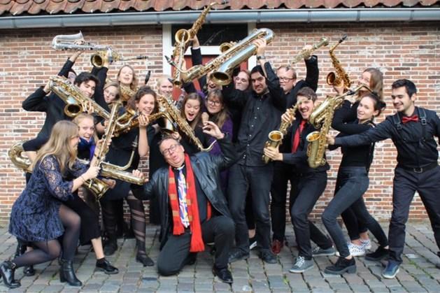 Saxofoonconcert in kapel Lazaristen