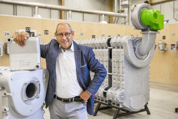 Dejatech uit Belfeld wil als uitvinder HR-ketel nu met cv-ketel op waterstof bijdragen aan de energietransitie