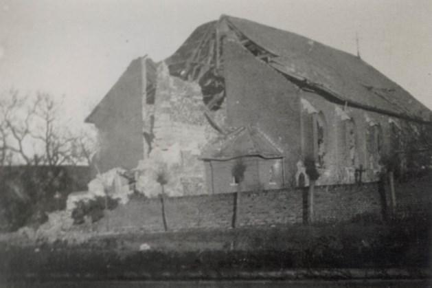 Herdenking oorlog en bevrijding in Baexheimerhof