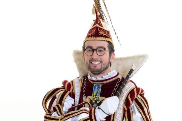 Mark Buck prins van Nijmegen