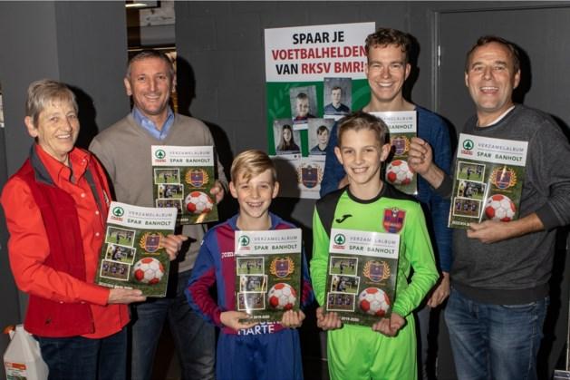 Voetbalvereniging BMR houdt voetbalplaatsjesactie